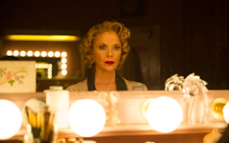 Annette Bening as Hollywood actress Gloria Grahame in Film Stars Don't Die In Liverpool