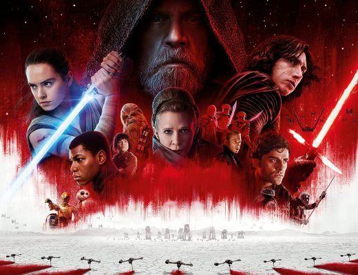 Star Wars: The Last Jedi Movie Poster, Film Review by Matthew Hepburn