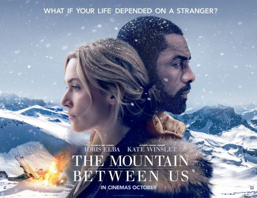 The Mountain Between Us Kate Winslet Idris Elba Matthew Hepburn Film Movie Review